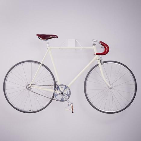Pincher Bike Hanger by Karl Mikael Ling