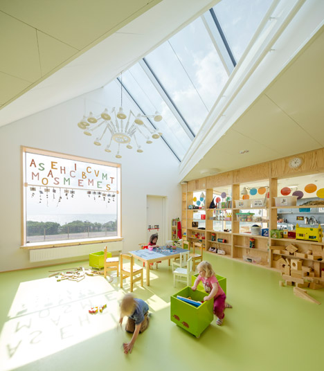 Råå Day Care Center by Dorte Mandrup
