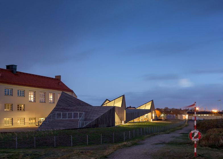 Råå Day Care Center by Dorte Mandrup