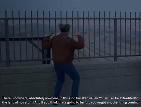 Scene from The Bridge