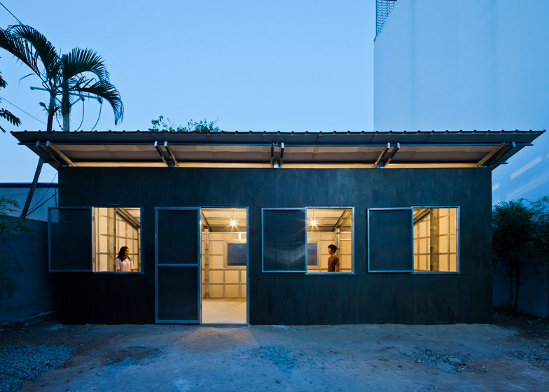 Vo Trong Nghia S Low Cost House Withstands Natural Disasters