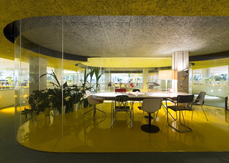 selgas cano architecture office. 7 Of 9; Second Home By SelgasCano Selgas Cano Architecture Office \
