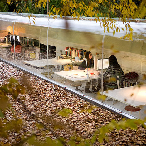 selgas cano office. Office In The Woods By SelgasCano Selgas Cano E