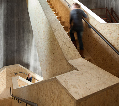 Viewpoint Sint Jansklooster, the Netherlands, by Zecc Architecten