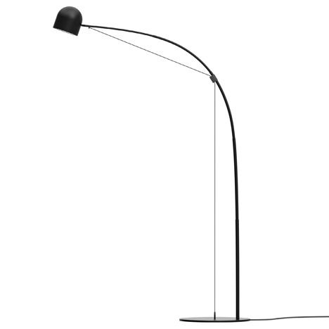 Nick Ross' Tension Lamp wins Muuto Talent Award 2014