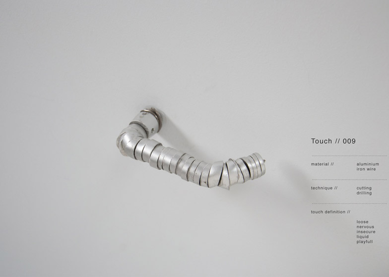 Touch A Sense of Nearness by Rene Siebum