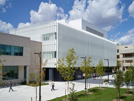 University of Toronto Mississauga Innovation Centre by Moriyama and Teshima