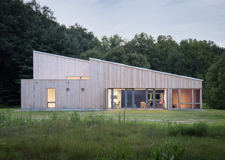 Warren Woods Ecological Field Station by GO Logic