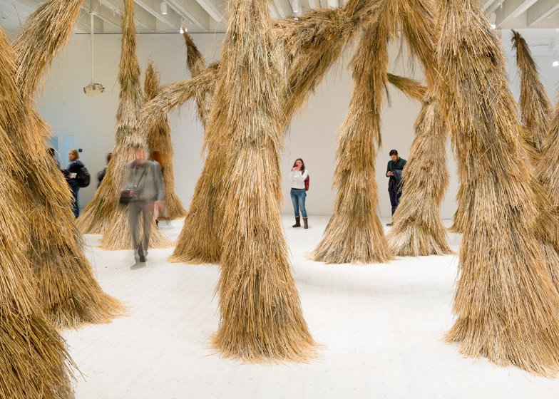 Woods Installation by the Campanas Brothers