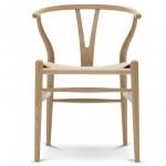 """Dezeen's A-Zdvent calendar: """"Y Chair"""" by Hans J Wegner"""