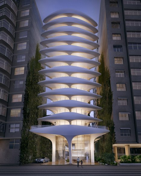 Casa Atlântica by Zaha Hadid Architects