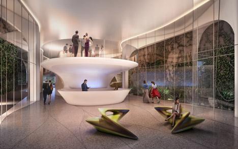 Casa Atlântica by Zaha Hadid Architects