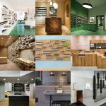 New Pinterest board: Aesop store designs