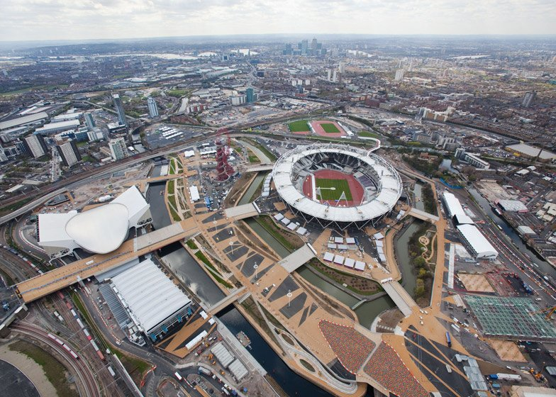 Olympic Park site photograph by BaldBoris
