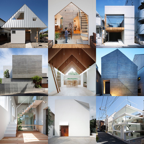 Updated Pinterest board: Japanese houses | Dezeen on design home design, houzz home design, good home design, family home design, outdoor seating restaurants design, summer home design, interior design, friends home design, inside restaurant design, search home design, bobby mcalpine home design, cat home design, google home design, self-sustaining home design, cottage style home design, future home design, apple home design, quotes about home design, clubhouse architecture design,