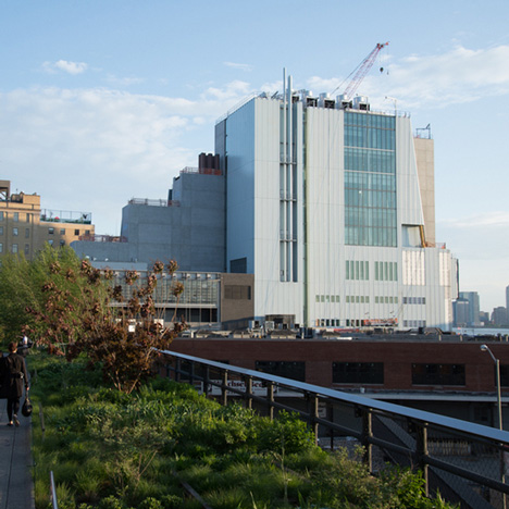 Whitney Museum of American Art, USA, by Renzo Piano Building Workshop