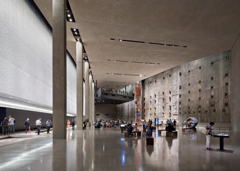 National September 11 Memorial Museum; New York City, by Davis Brody Bond