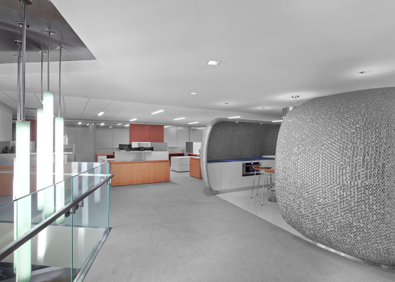 Arent Fox; Washington DC, by Studios Architecture