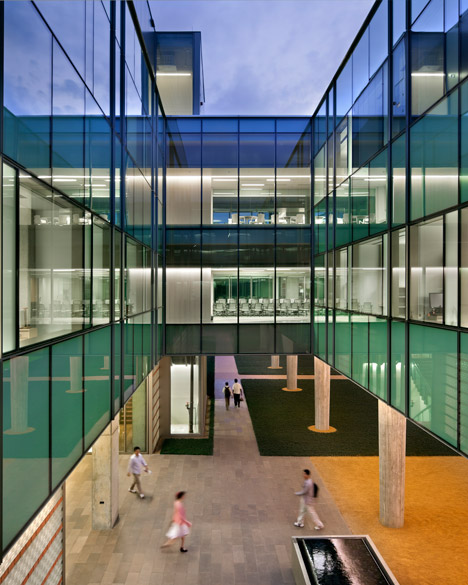 Brockman Hall for Physics at Rice University; Houston, by KieranTimberlake