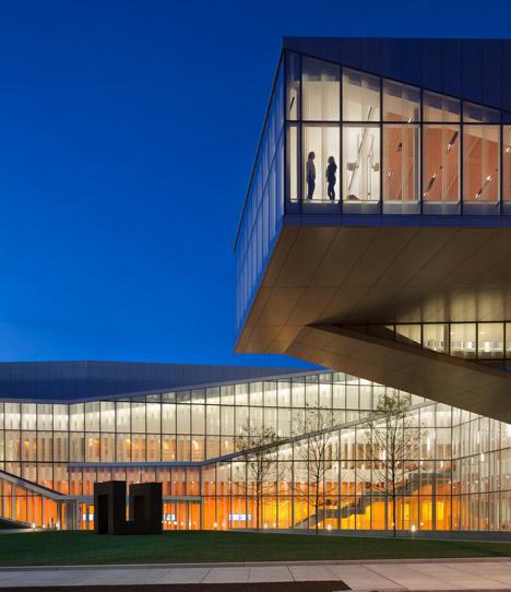 Krishna P. Singh Center for Nanotechnology at the University of Pennsylvania; Philadelphia, by Weiss/Manfredi