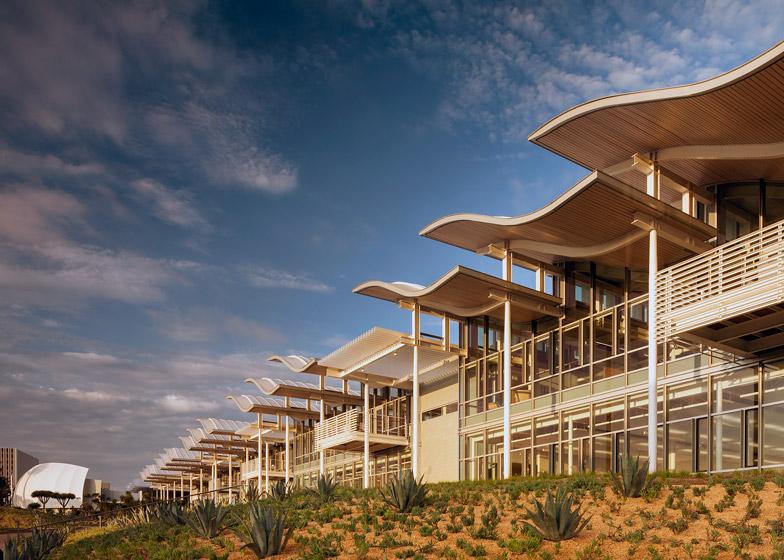 Newport Beach Civic Center and Park; Newport Beach, California, by Bohlin Cywinski Jackson