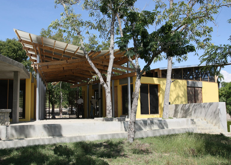 Sant Lespwa, Center of Hope; Haiti, by Rothschild Doyno Collaborative