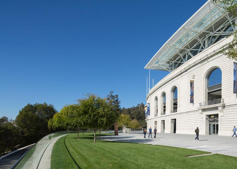 California Memorial Stadium & Simpson Training Center; Berkeley, California, by HNTB Architecture