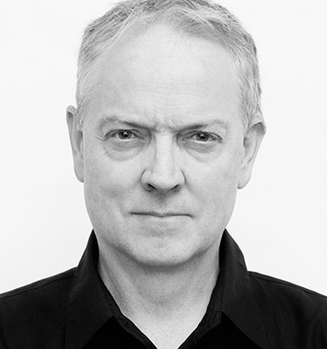 Brendan Macfarlane portrait