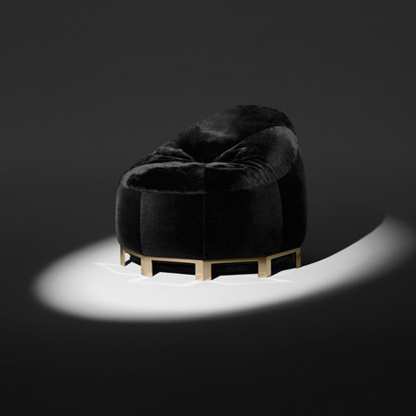 Alexander Wang x Poltrona Frau furniture