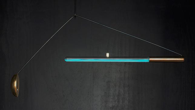 Ambio lamp by Teresa van Dongen