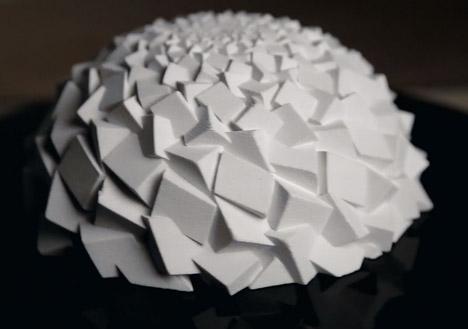 Animorph 3D-printed illusions by John Edmark
