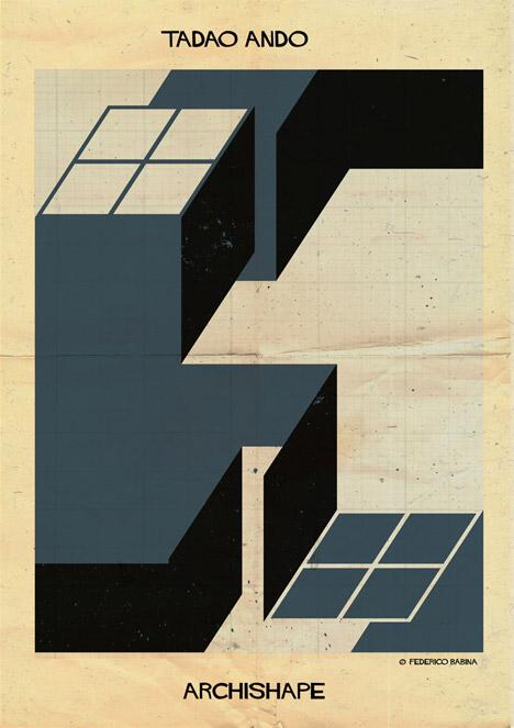 Archishape by Federico Babina