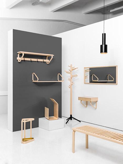 Artek's new collection for Maison&Objet 2015