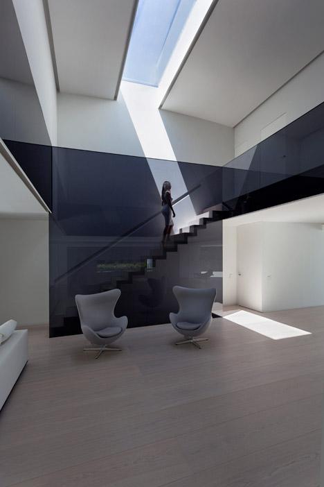 Balint House by Fran Silvestre