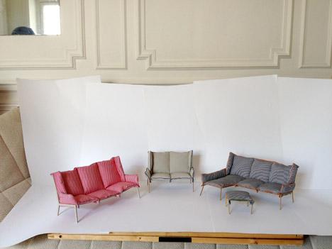Beau Fixe by Inga Sempe for Ligne Roset