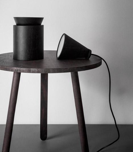 Bollard Lamp by Shame Schneck for Menu