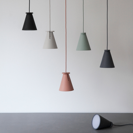 Shane Schneck's Bollard light is four lamps in one