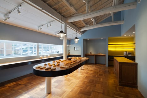 Boulanger Kaiti by Movedesign