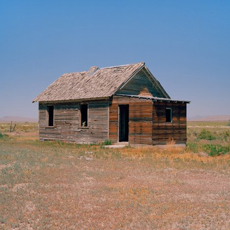 "Anthony Gerace photographs Utah's ""completely empty"" Box Elder County"