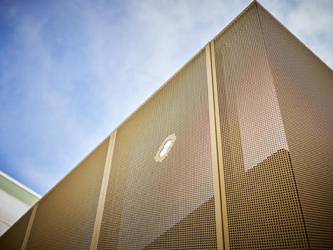 CLEC community centre by CUT architectures