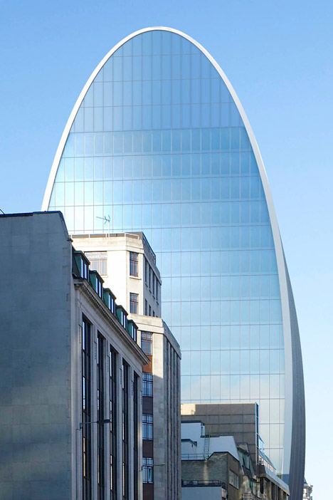 Can of Ham 60-70 St Mary Axe by Foggo Associates