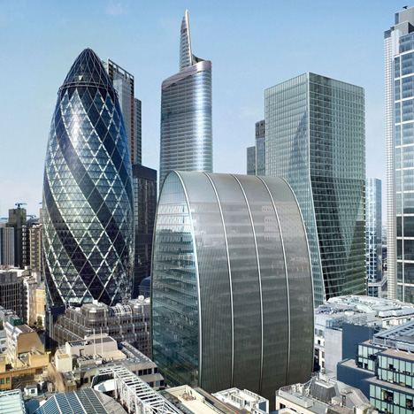"London's ""Can of Ham"" skyscraper back on after six-year hiatus"