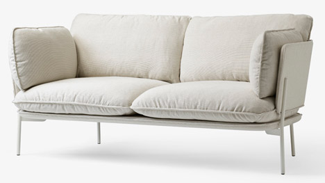 Cloud collection by Luca Nichetto for &tradition