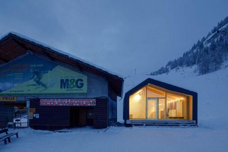 Courmayeur Ski & Snowboard School by LEAPfactory