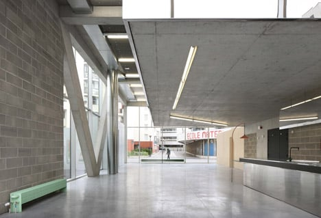 Cultural and Sports Center by Bruther