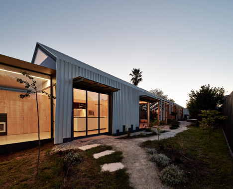 Cut Paw Paw House by Andrew Maynard