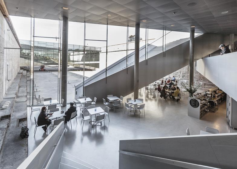 Danish Maritime Museum; Denmark, by BIG