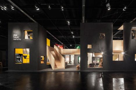 Das Haus by Neri&Hu