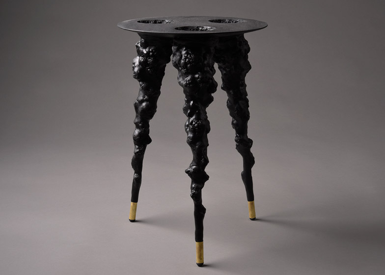 Dematerialise stool by Studio Pasternak