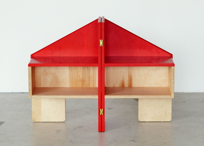 Dollhouse Chair by Torafu Architects